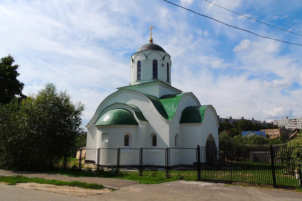Троицкий храм г. Коломна (Протопопово)